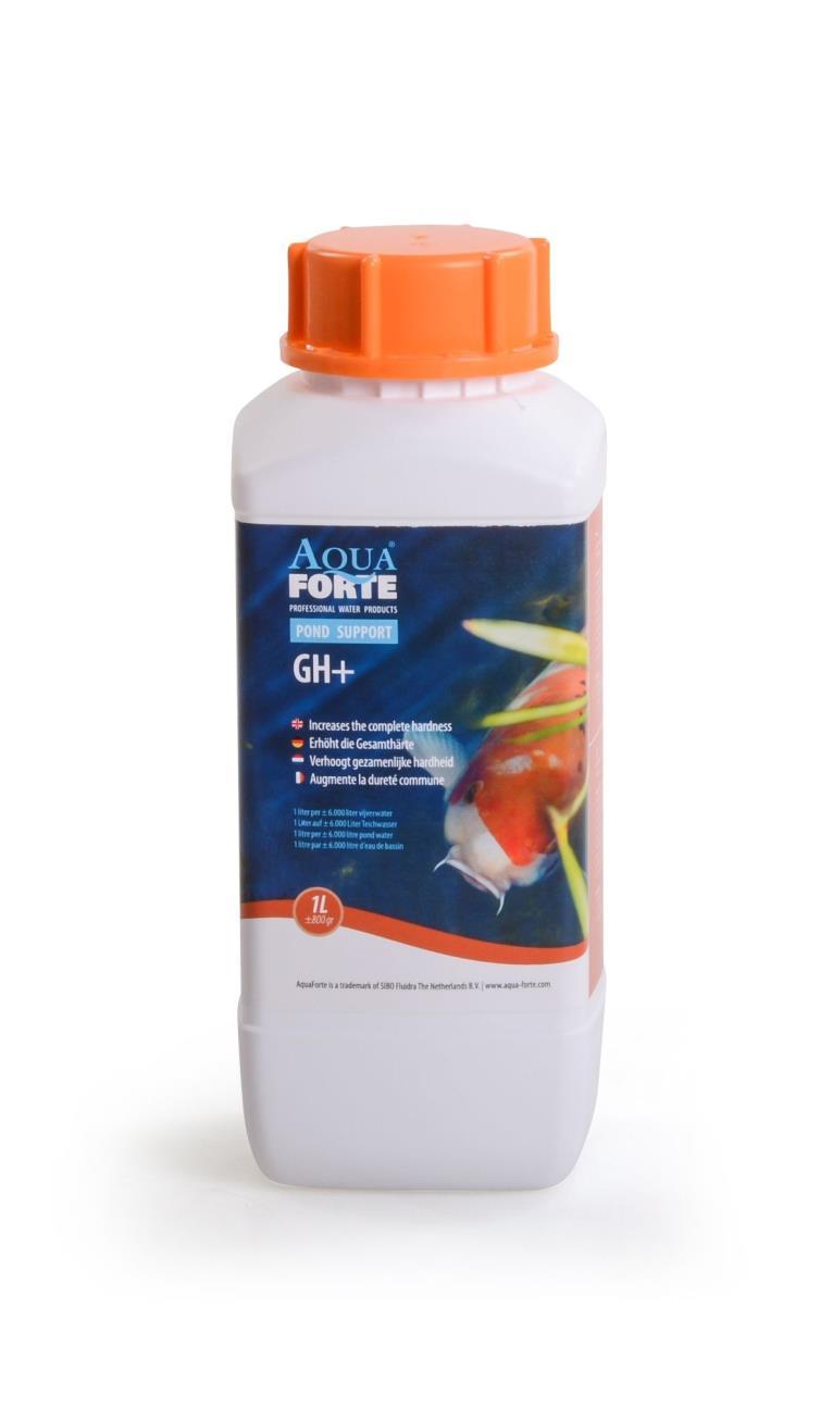 AquaForte GH& 1L gezamenlijke hardheid verhoger