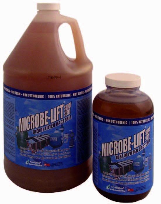 Microbe-lift Super Start filter 0,5 L