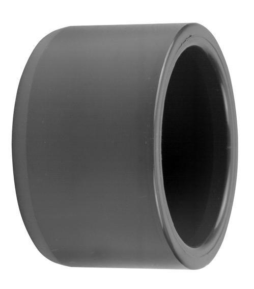 VDL PVC verloopring lijm 75 x 40 mm PN16
