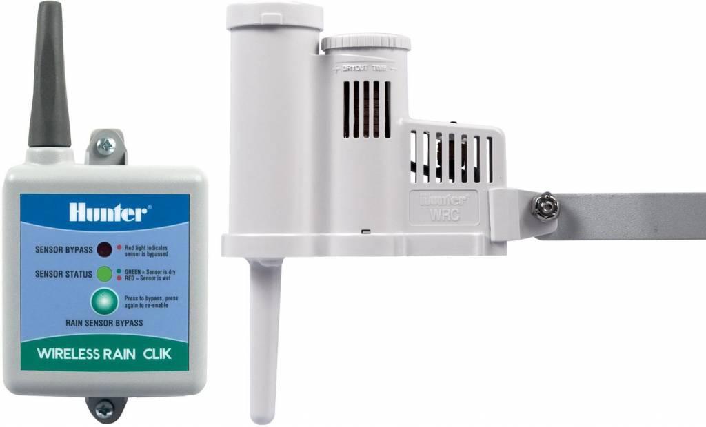 Hunter Wireless Rain-Clik regensensor