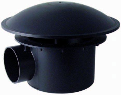 Bodemdrain / bodemafvoer 110 mm (zwaar)