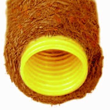 Drainagebuis kokos 100 mm per meter