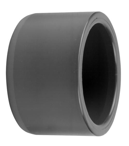 VDL PVC verloopring lijm 125 x 90 mm PN16
