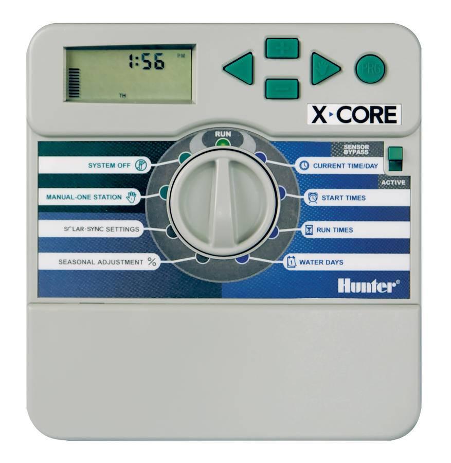 Hunter X-Core - 201i indoor beregeningscomputer