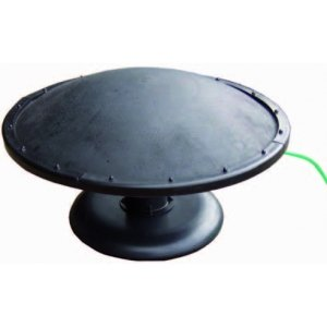 Bodemdrain 110 mm met beluchtingsdeksel