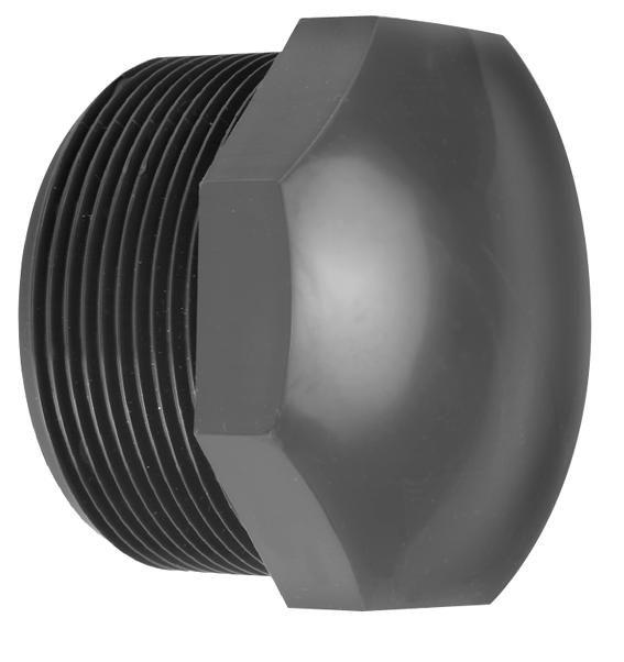 VDL PVC draadstop 1 1/4'' PN16