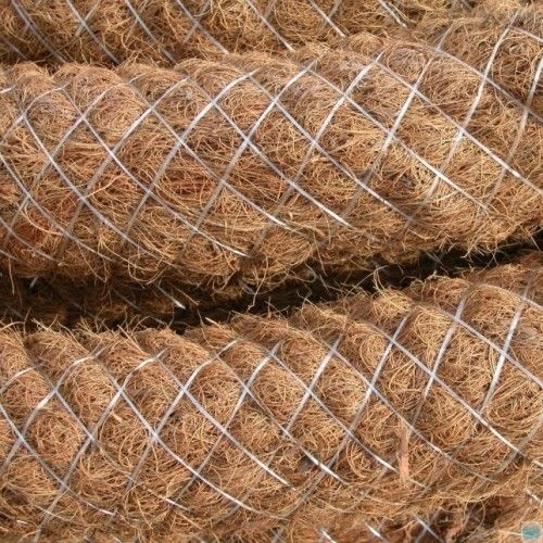 Drainagebuis kokos 100 mm L = 25m