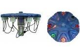 AquaMaster Verlichtingsset 3 x 18 W LED