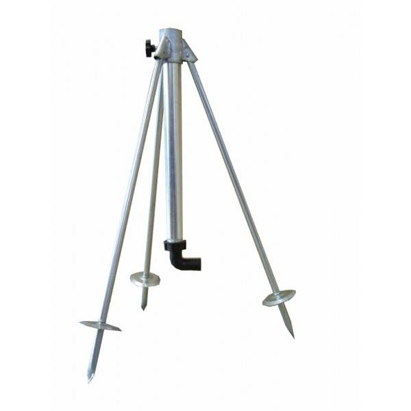 Sproeistandaard driepoot 60/100 cm x 1''