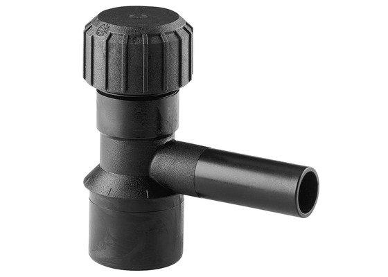 GF ELGEF elektrolas aanboor T-stuk 63 mm / 20 mm   PE hulpstuk