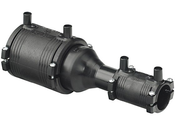 GF ELGEF elektrolas verloopstuk (kit) | 160 / 125 mm