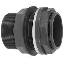 VDL PVC 32 mm x 1 1/4'' x 1 1/4'' tankdoorvoerkoppeling