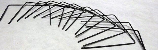 RootBarrier Biocovers Pins (20 cm x 20 cm) - 100 stuks