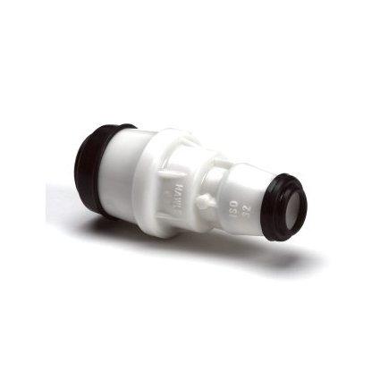 Hawle verloopkoppeling GASTEC - 50 x 40 mm | 2 x steek
