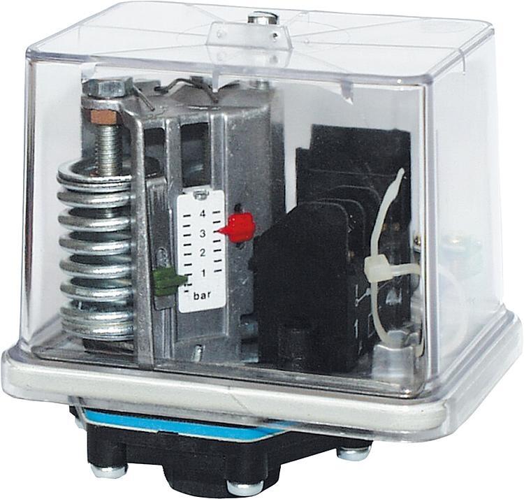 Condor FF4-16 DAH drukschakelaar