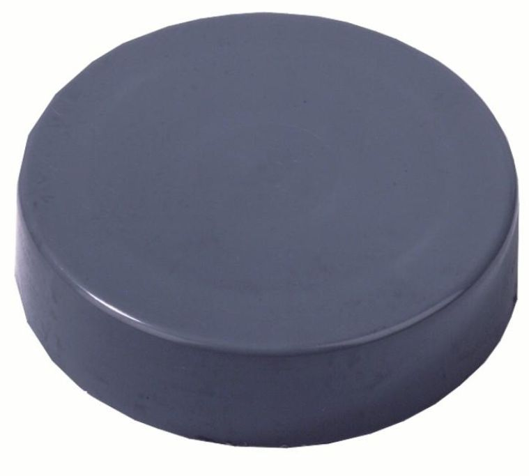 PVC afsluitkap 400 mm SN4 (lijm)