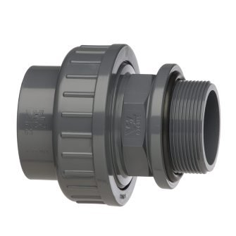 VDL PVC 40 mm x 1 1/4'' zwembadkoppeling