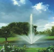 AquaMaster AquaMaster Crown & Geyser nozzle voor 1-3 pk drijver