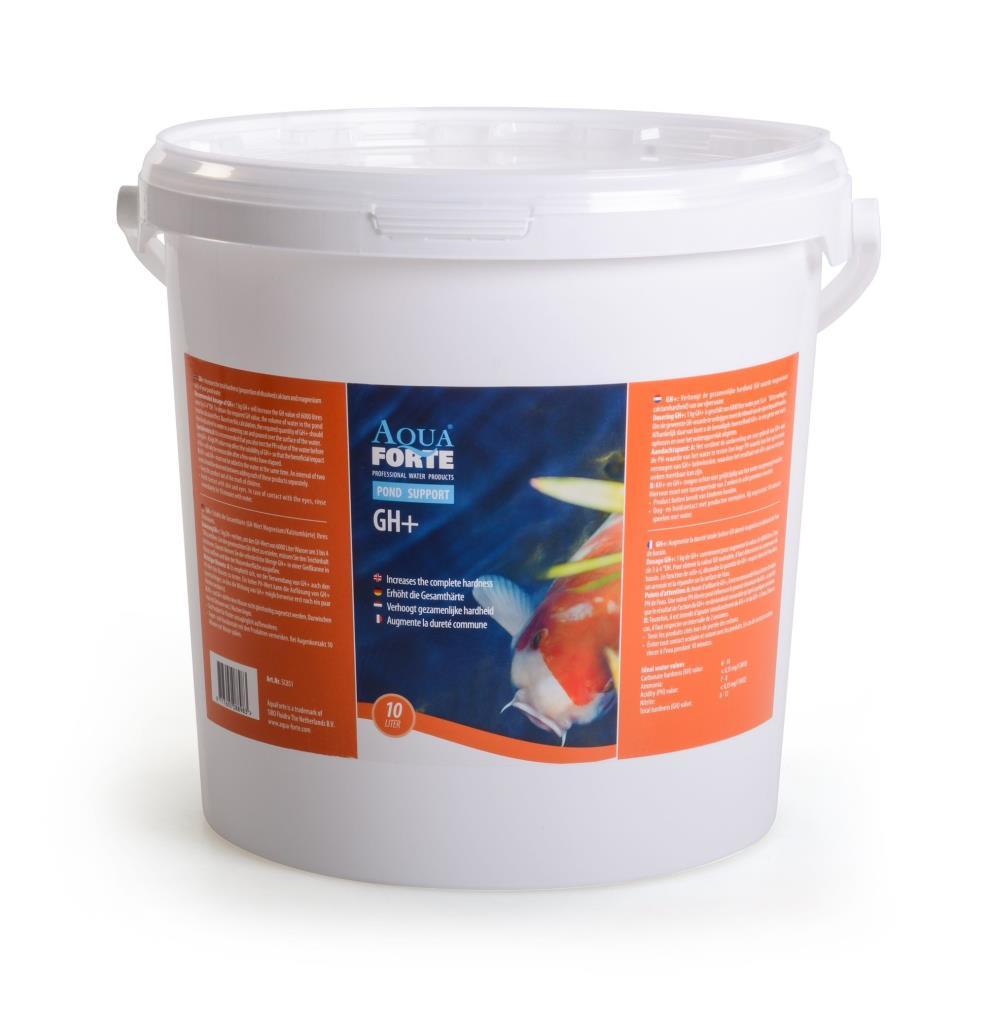AquaForte GH& 10L gezamenlijke hardheid verhoger