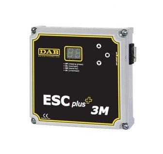 DAB S4 3/9 1,5HP KIT T400/50 4OL bronpomp set & DAB ESC Plus 4T