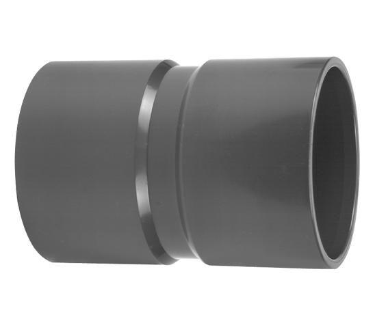 VDL PVC handgevormde sok 32 mm PN10