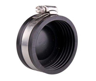 "Flexibele eindkap 4"" / 110 mm"