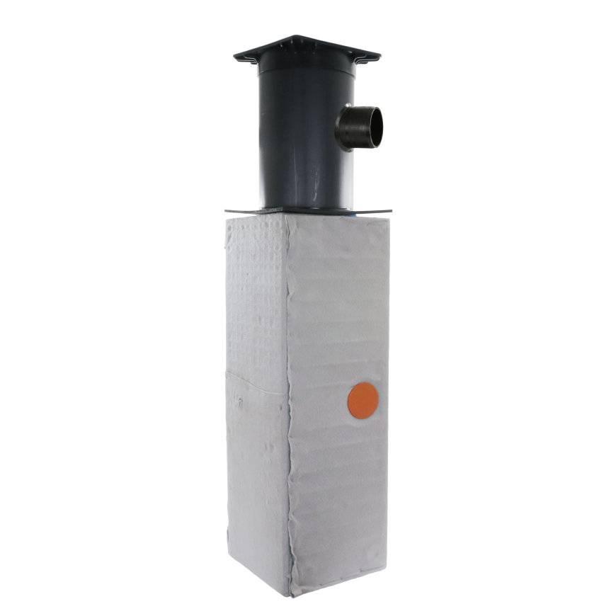 Infiltratieput kunststofdeksel set 200 L, klasse A H = 1000 mm
