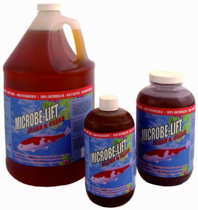 Microbe-lift Clean & Clear 4 L