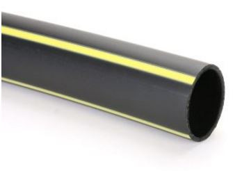 PE gasleiding SDR 17,6 gastec 25 mm L = 100 m