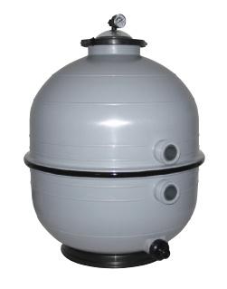 AstralPool Mediterraneo zandfilter 600 mm - 14 m3/u met zij-aansluiting