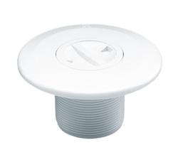 """AstralPool Stofzuigeraansluiting ABS 2"""" buitendraad / 50 inlijmverbinding"""