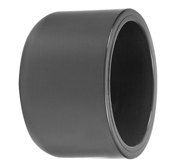 VDL PVC lijmkap 125 mm PN16