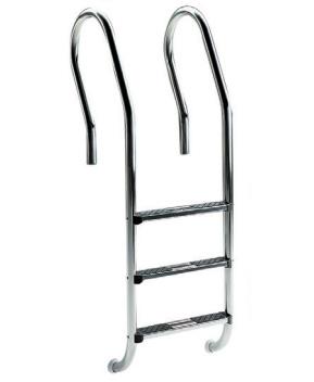 AstralPool Zwembadtrap mix RVS-304 - 3 treden ladder