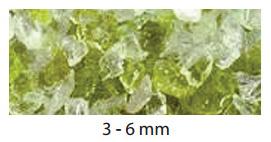 AstralPool Eco glass filtermedia 3 - 6 mm - gerecycled glas