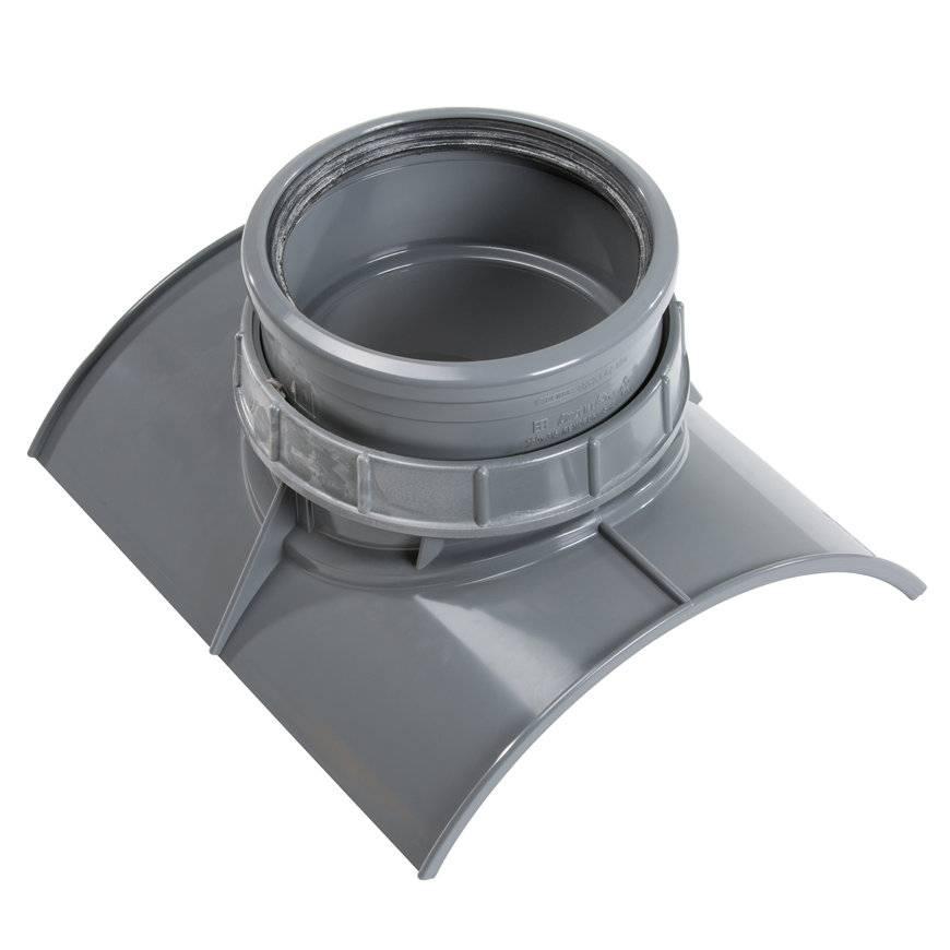 PVC keilinlaat 200 x 125 mm SN8 KOMO