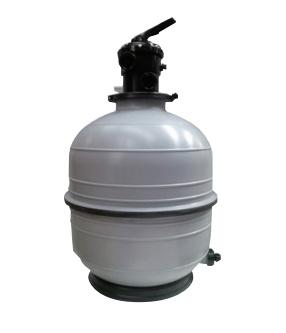AstralPool Mediterraneo zandfilter 600 mm - 9 m3/u met top-aansluiting