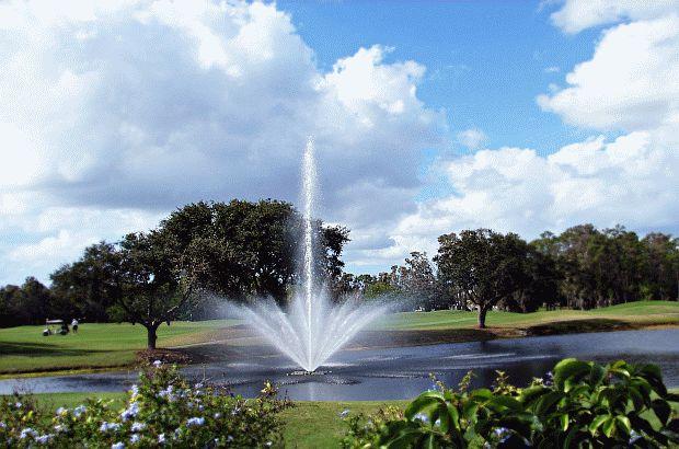 AquaMaster Aquarius nozzle voor 15 - 20 pk fontein