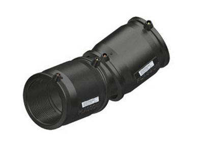 Plasson Elektrolas flexibele koppeling 160 mm / 0-24 graden (2 x mof)