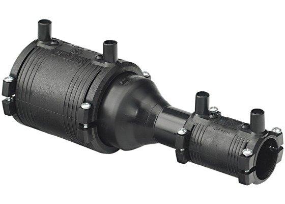 GF ELGEF elektrolas verloopstuk (kit) | 75 / 50 mm