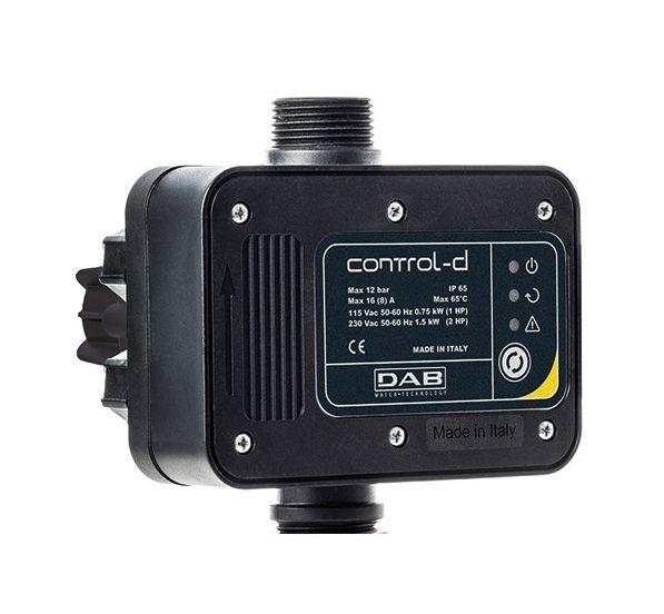 DAB Control-D   Vervanger Presscontrol