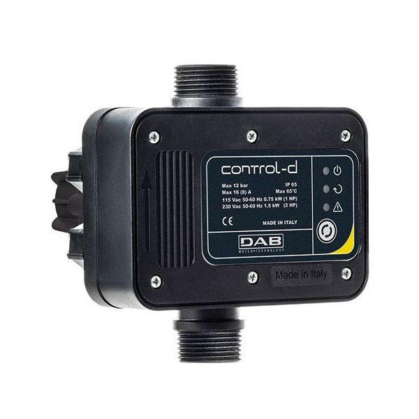 DAB Control-D   Compleet met kabel