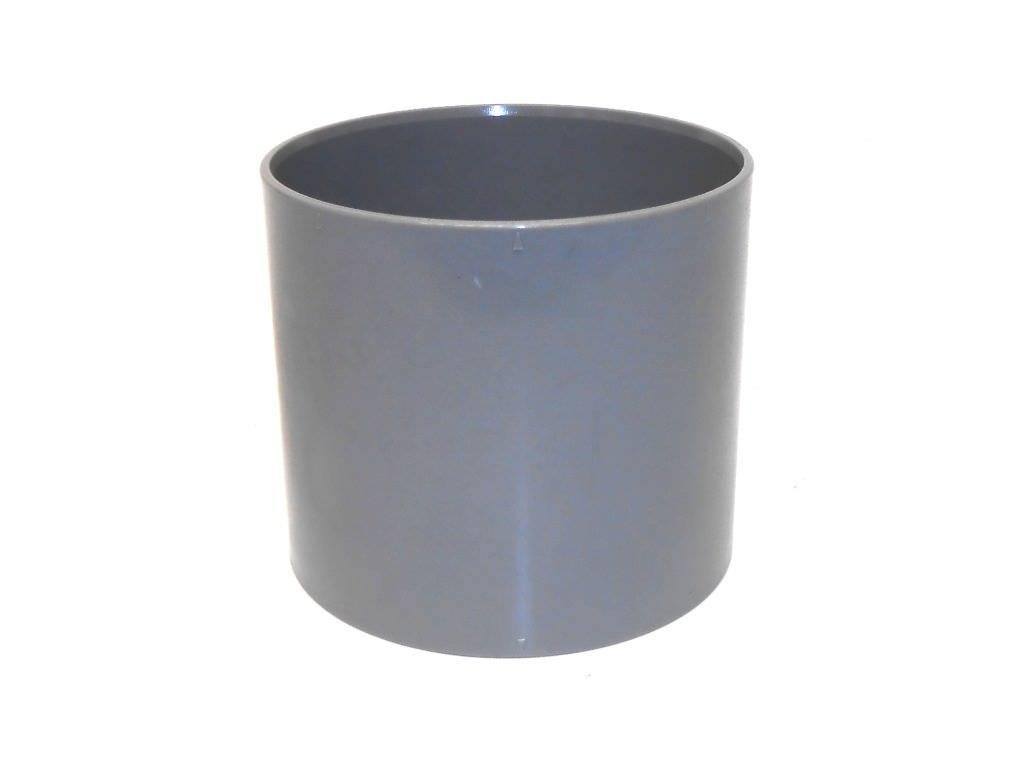 PVC lijmmof 75 mm