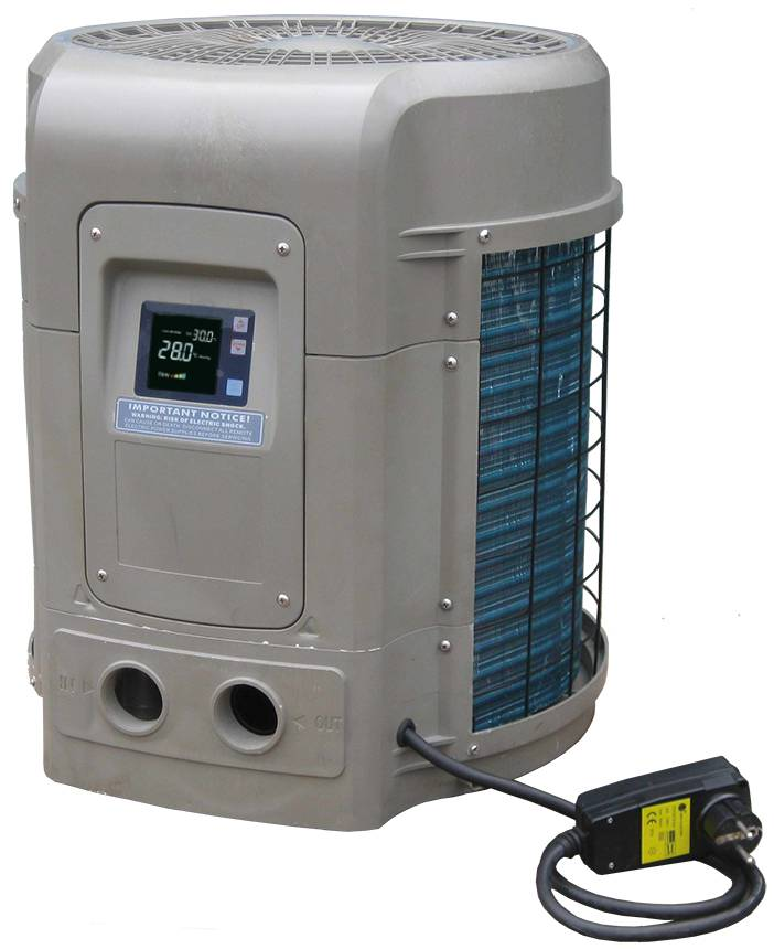 AquaForte Eco& 4 Warmtepomp 230V - 0,8 kW