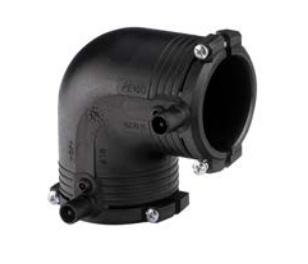 GF ELGEF elektrolas knie 90 graden   32 mm - PE100 / SDR11