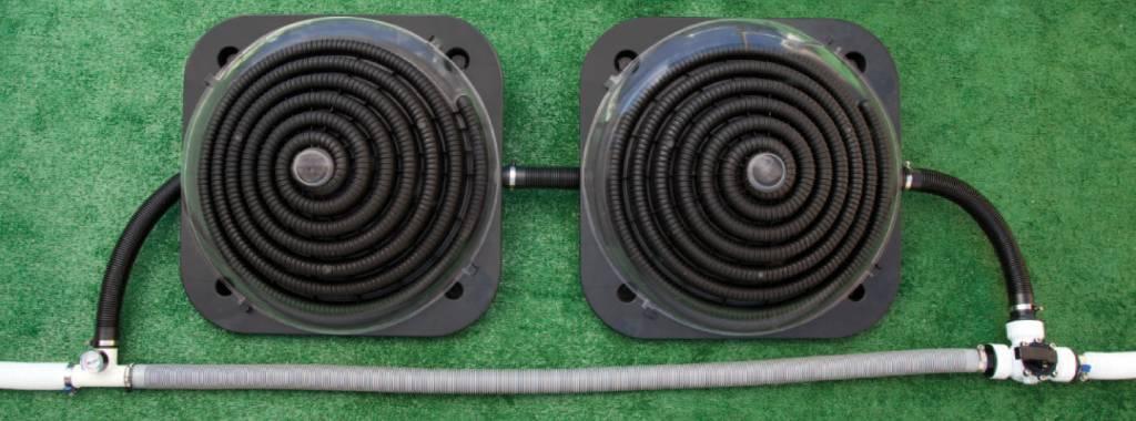 AquaForte Solar heaters Standaard