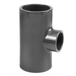 VDL PVC T-stuk verlopend 63 x 40/50 mm PN16