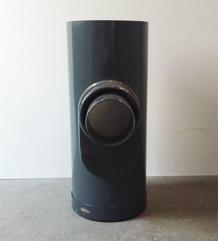 PVC onderbak 250 mm