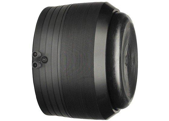 GF ELGEF elektrolas eindkap 160 mm | PE hulpstuk