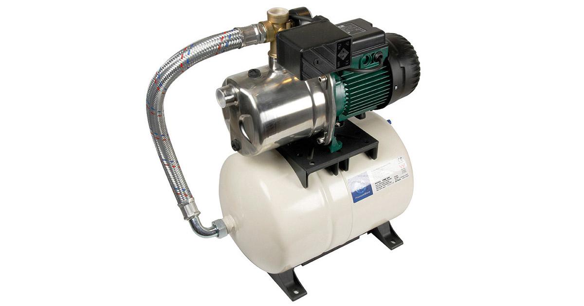 DAB Aquajet Inox 102M hydrofoorpomp