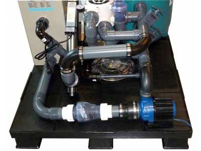 AquaForte EB 60 systeem met Blue Eco 320